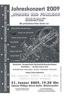Plakat-Jahreskonzert2009
